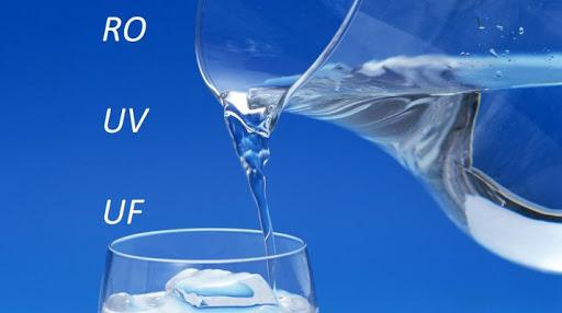 So sánh công nghệ lọc nước thường gặp