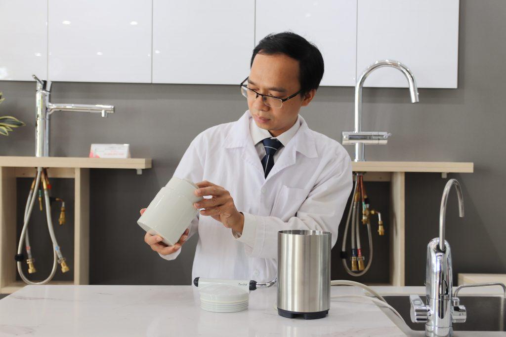 Chuyên gia đánh giá ưu điểm máy lọc nước không điện