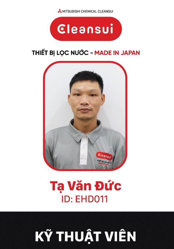 Mr Tạ Văn Đức